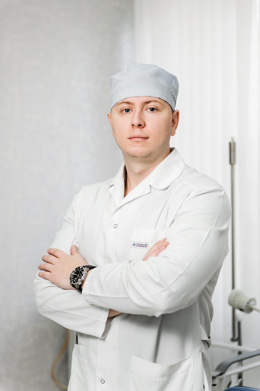 Подольский Юрий Игоревич<h5>Врач оториноларинголог, первой квалификационной категории.