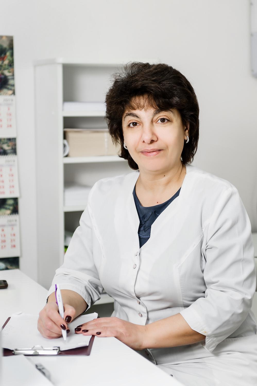 Асоян Гаянэ Николаевна<h5>Врач ультразвуковой диагностики первой квалификационной категории